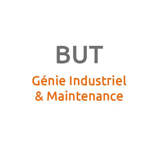 but génie industriel maintenance