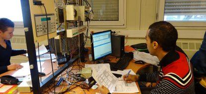 Laboratoire d'automatismes et informatique industrielle