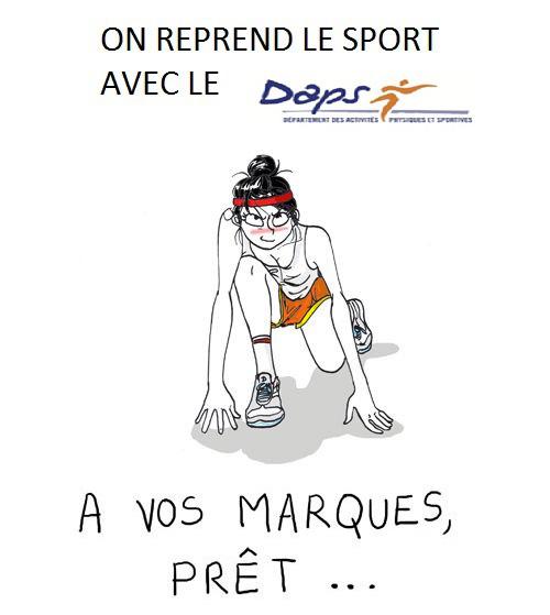 Rentrée sport