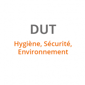 DUT Hygiène, Sécurité, Environnement