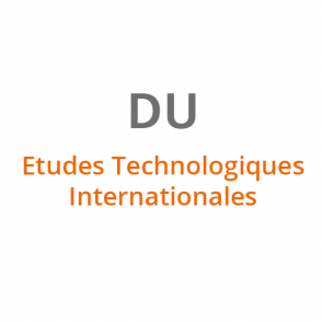 DU Etudes Technologiques Internationales DUETI